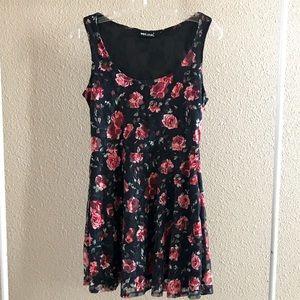 💐Floral Dress